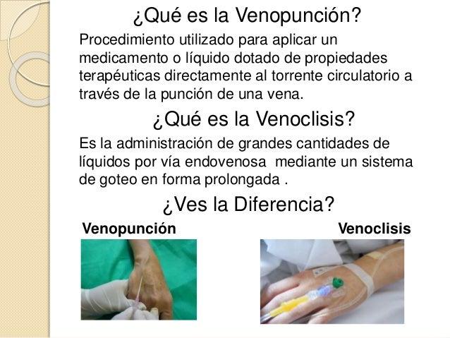 Venoclisis venopunci n 1 for Que es practica de oficina