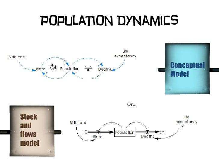 Population Dynamics                            Conceptual                          Model                       Or…  Stock ...
