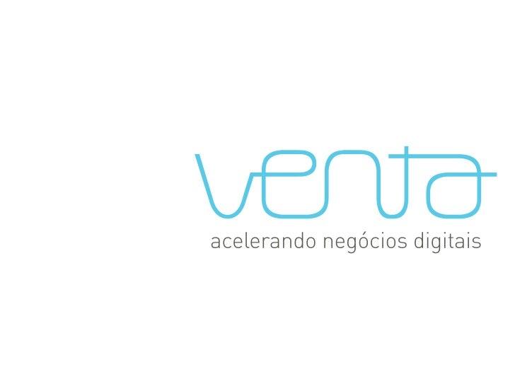 Somos uma aceleradora de negócios digitais.        Existimos para ajudar as empresas a    gerar receita a partir do ambien...