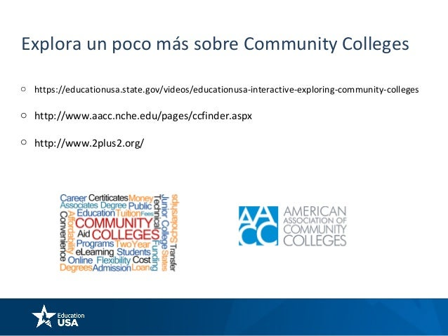 Las ventajas de estudiar en un Community College en los Estados Unidos