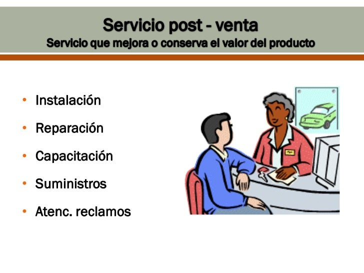 • Instalación• Reparación• Capacitación• Suministros• Atenc. reclamos