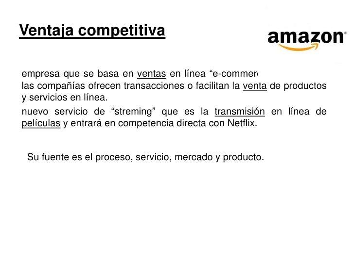 Ventaja competitiva<br />Apple representa un claro ejemplo de éxito en la creación de modelos de negocio, la aplicación de...