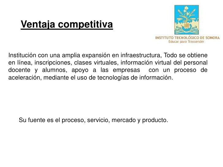 """Ventaja competitiva<br />empresa que se basa en ventas en línea """"e-commerce"""" ; es cuando las compañías ofrecen transaccion..."""