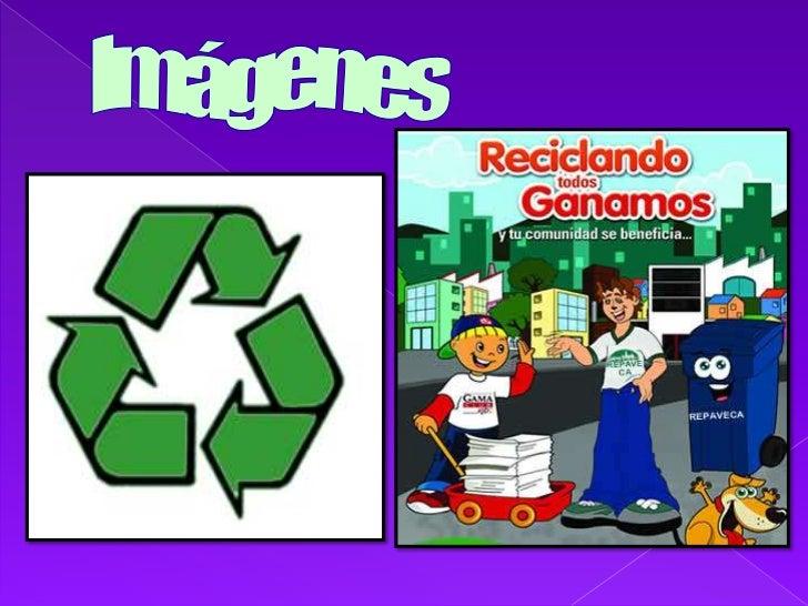 Hay remuneración económica en la venta de reciclables.