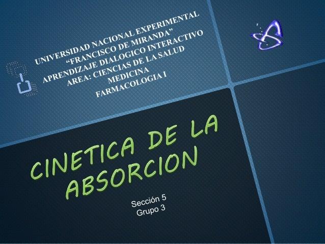Cuantifica Entrada de un fármaco Liberación del fármaco en forma farmacológica Velocidad de absorción y cantidad Absorbida...
