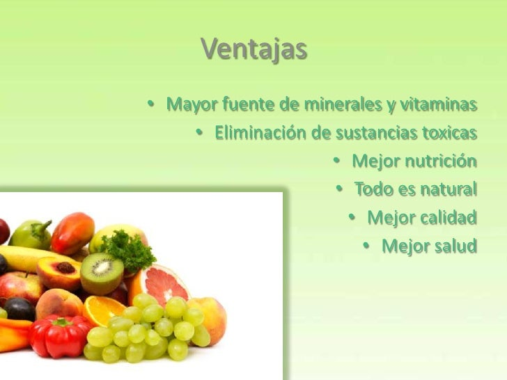 Alimentos transgenicos ventajas y desventajas