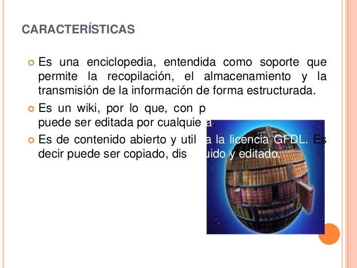 Ventajas y desventajas de wikipedia for Caracteristicas de la oficina wikipedia