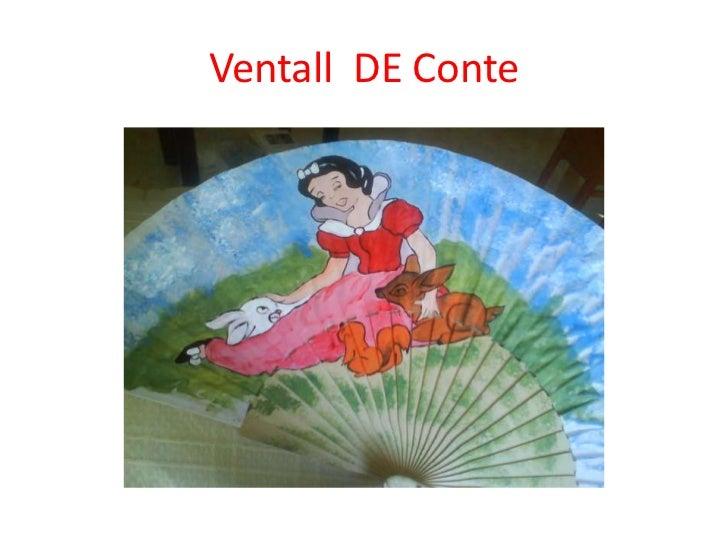 Ventall DE Conte