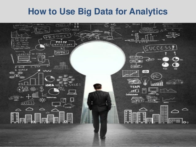 © 2014 Ventana Research17 © 2014 Ventana Research17 How to Use Big Data for Analytics