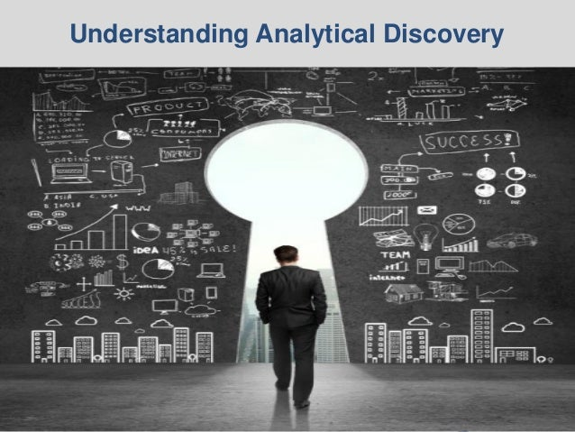 © 2014 Ventana Research9 © 2014 Ventana Research9 Understanding Analytical Discovery