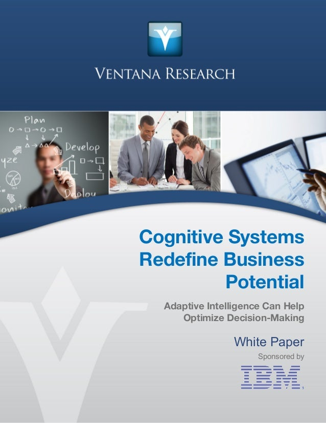 an exploratory cognitive business intelligence system Data warehouse and business intelligence (dwh/bi) systems play an important role in the decision making process of organizations dwh/bi systems address a heterogeneous group of users and therefore have to address a broad range of requirements only if these requirements and additional prerequisites are met by.