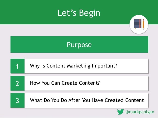 Content Marketing And How It Can Help Grow Your Business Slide 3