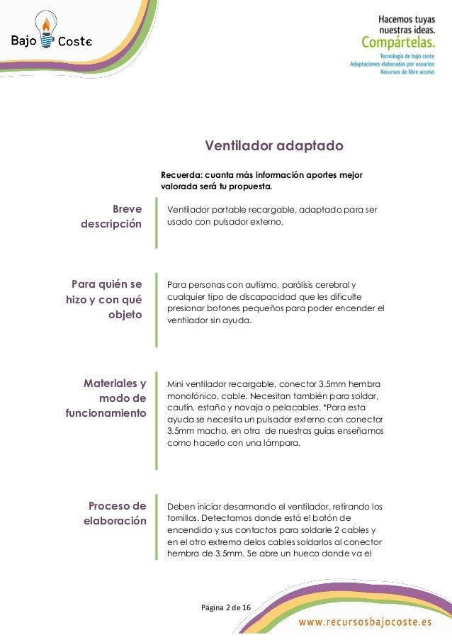 Ventilador adaptado Slide 2