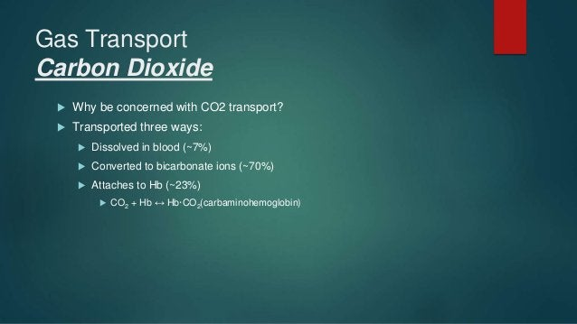 OXYGEN CARRIAGE BY BLOOD  In two ways  Dissolved in plasma.(5%)  Combination with Hb(95%)