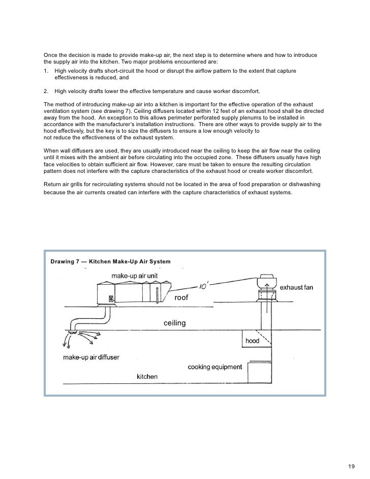 Captive Air Make Up Air Diagram Repair Wiring Scheme