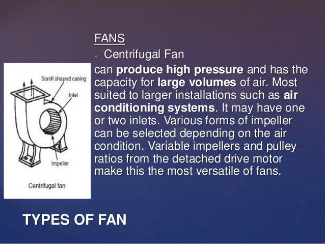 Types Of Ventilation Systems : Ventilation system