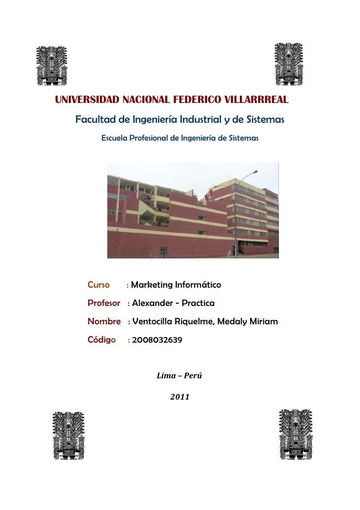 <br />Universidad nacional Federico villarrreal<...