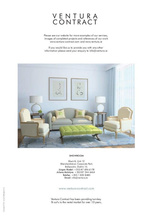 Ventura hotel contract interior design for Interior design contract
