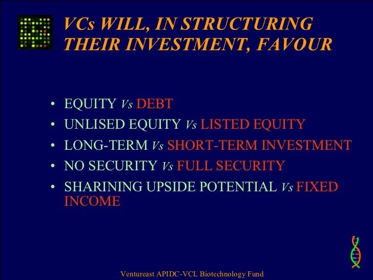 how vcs evaluate potential venture opportunities To establish a framework by which prospective ventures can be evaluated  the  author recognises that evaluation of screening criteria is often a very subjective.