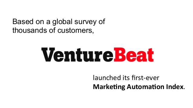 HubSpot Ranked #1 in Marketing Automation by VentureBeat Slide 2