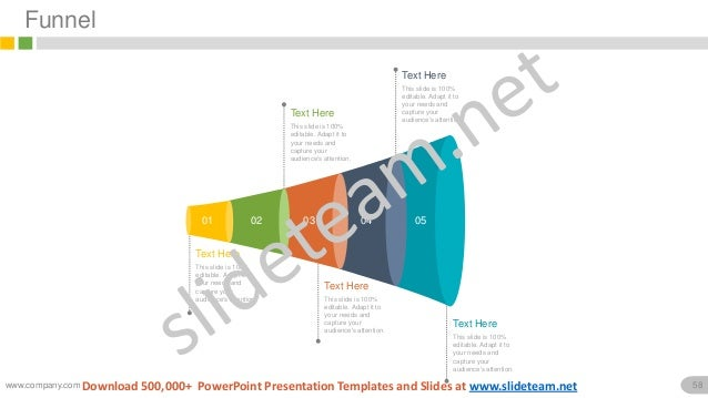 Venture Capital Pitch PowerPoint Presentation Slides - Venture capital presentation template
