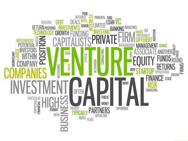 venture capitalist investment Welcome to the entrepreneur vc 100 list of top early-stage venture capital firms -- a platform highlighting the who's who of the us startup ecosystem the ranking is based on data from.
