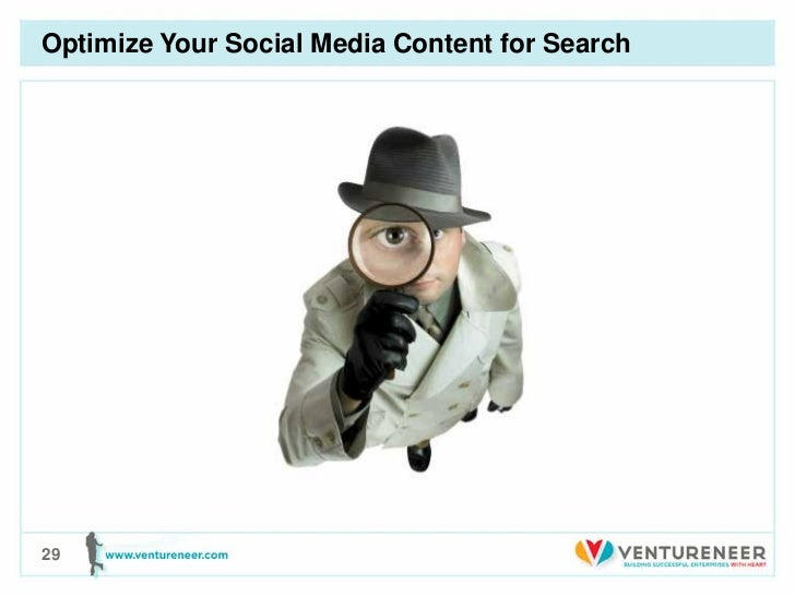 Optimize Your Social Media Content for Search29