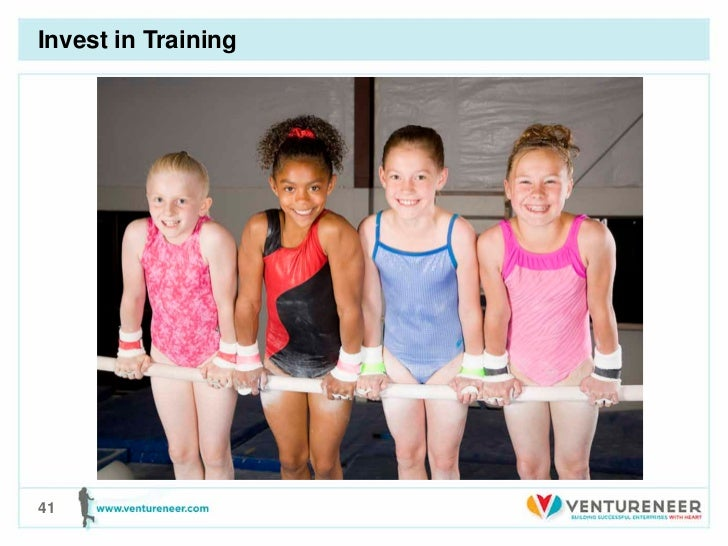 Invest in Training41
