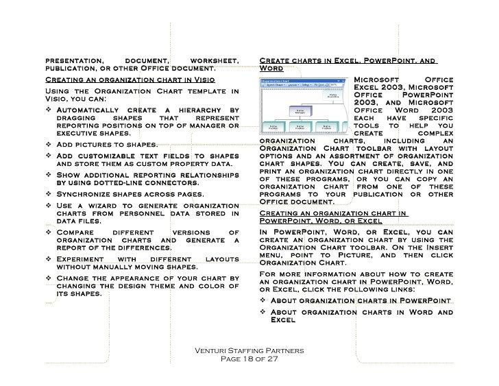 18 presentation - Visio 2003 Portable