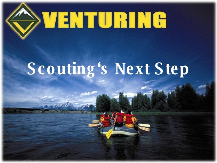 Scouting's Next Step