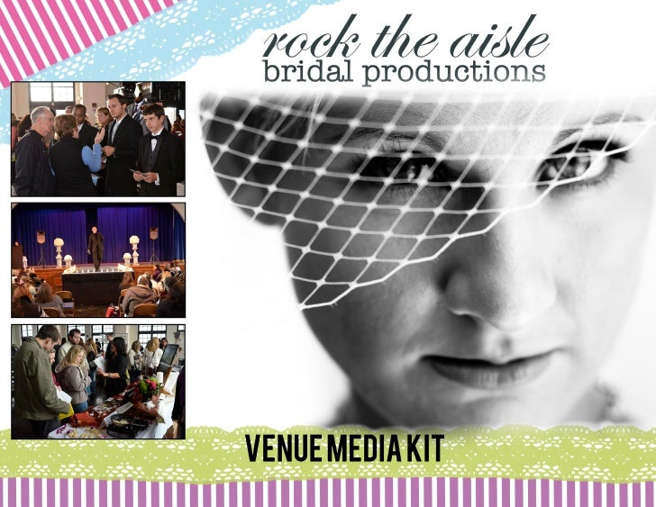 rock the aisle                                                                             bridal productions             ...