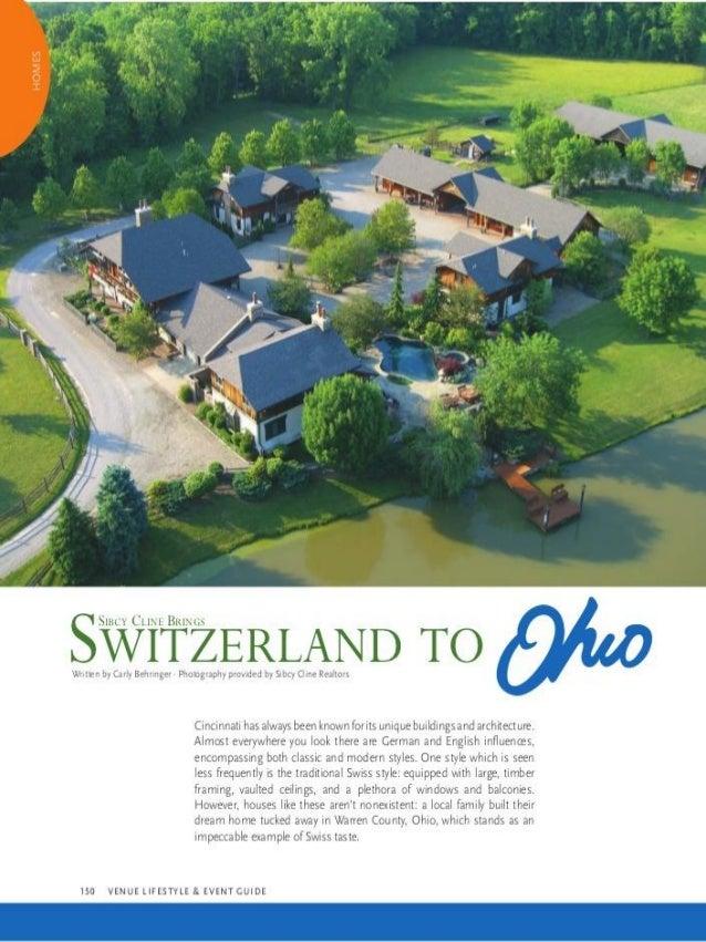 A Piece of Switzerland