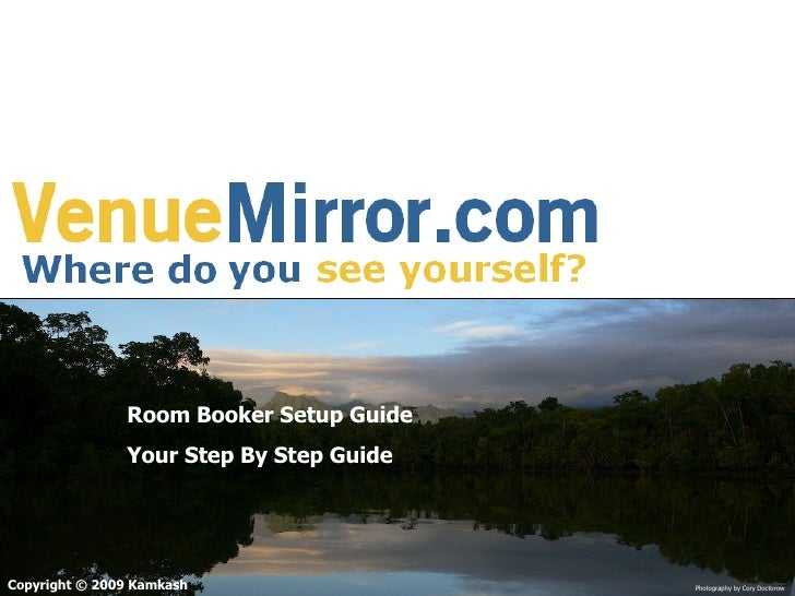 Room Booker Setup Guide Your Step By Step Guide