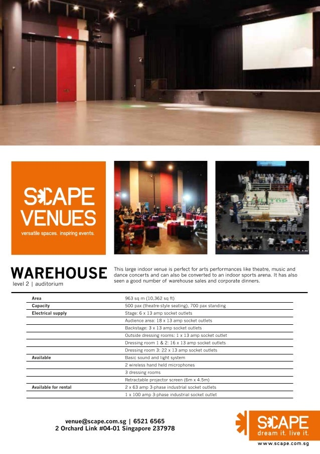 Venue sales kit updated nov 12
