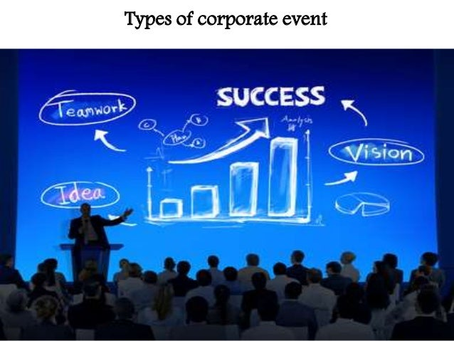 Venues For Corporate Event Event Planning And Management - Type-of-corporate-events