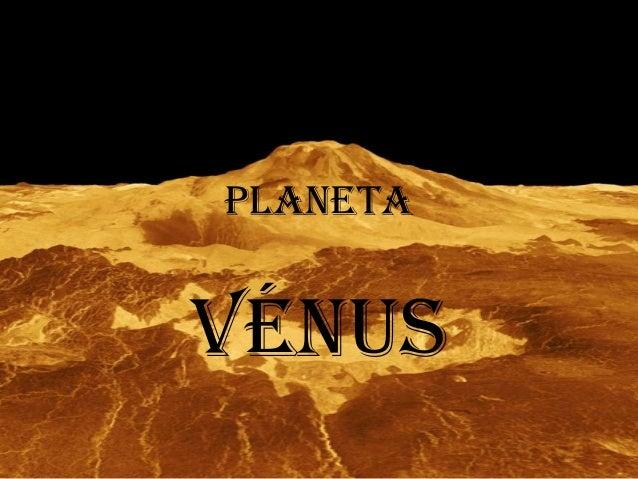 planeta  VÉNUS