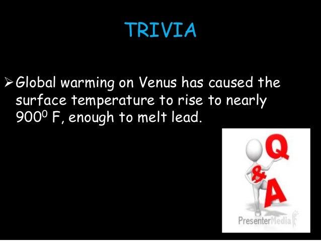 Planet trivia