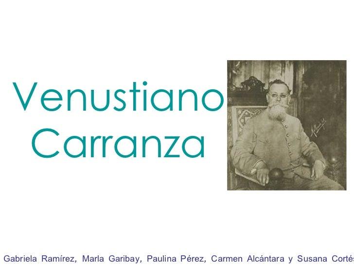 Venustiano Carranza Gabriela Ramírez, Marla Garibay, Paulina Pérez, Carmen Alcántara y Susana Cortés