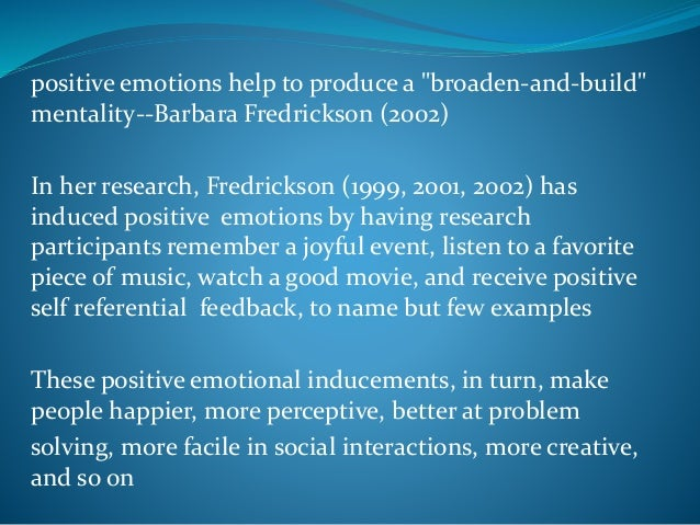 Ve psychology interventions 27 positive emotions fandeluxe Image collections