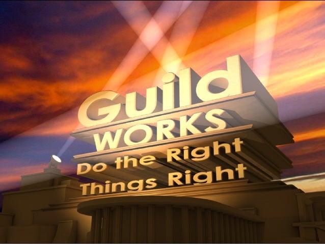 「正しくつくる」現場をつくる、 ギルドワークスの現場改善