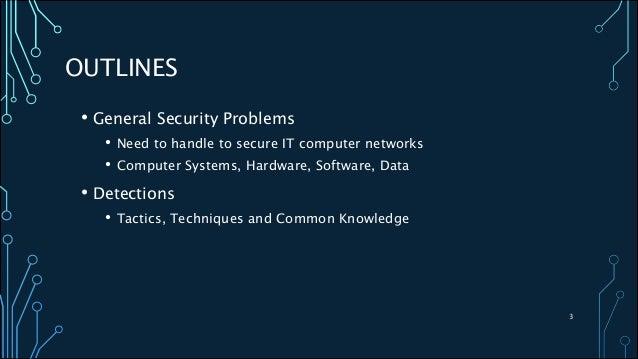 Lannguyen-Detecting Cyber Attacks Slide 3