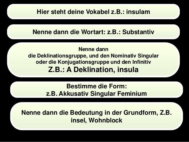 Verba diei sechs Slide 2