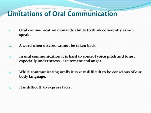 oral and nonverbal communications in dubai This old saying perfectly describes the importance of effective non-verbal  communication when people speak or listen to someone, they don't.