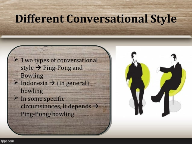 Verbal communication Cross Cultural Communication