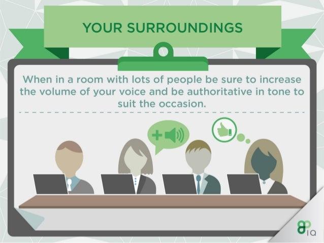 IQ Work Hacks : Verbal communication  Slide 13