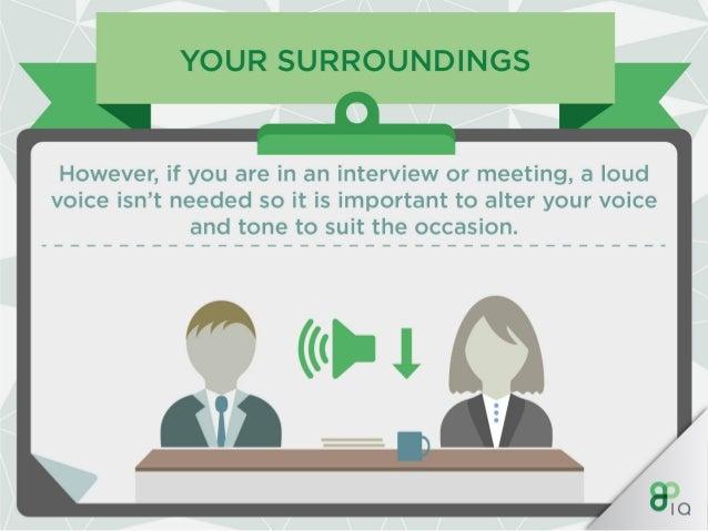 IQ Work Hacks : Verbal communication  Slide 14