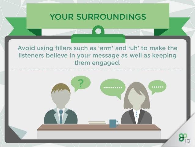 IQ Work Hacks : Verbal communication  Slide 16