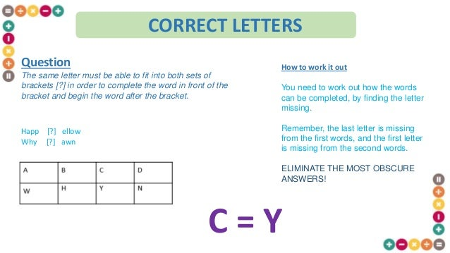 11  verbal reasoning questions and answers  revision series