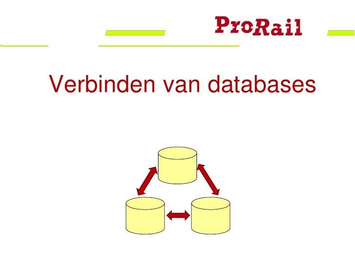 Verbinden van databases