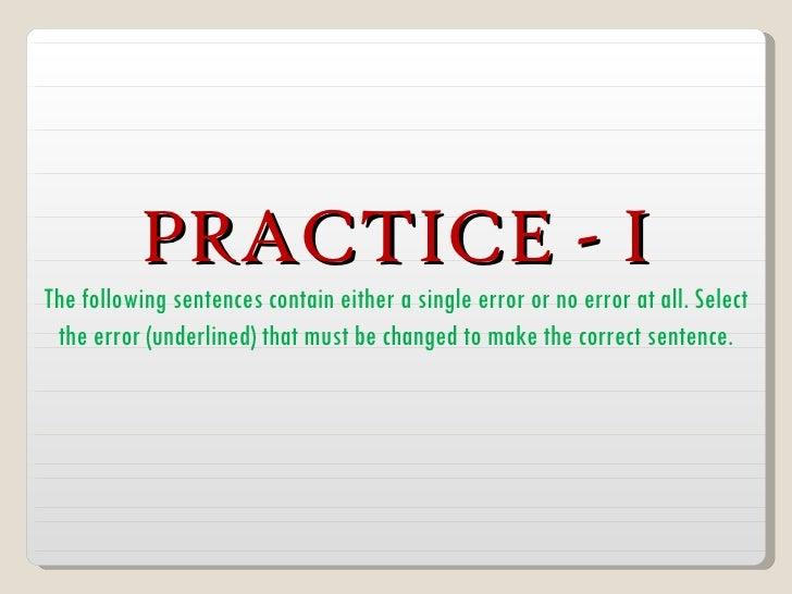 Verb subject verb agreement are 18 practice ithe following sentences platinumwayz